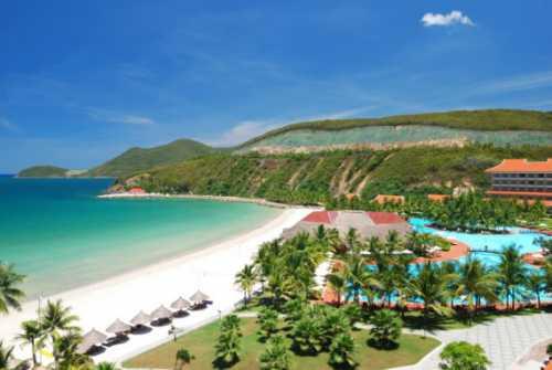 пляжный отдых: фото лучших пляжей вьетнама с белым песком в нячанге сезон 2019